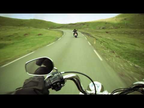 Faroe Islands Roads Tunnels and Motorcycles