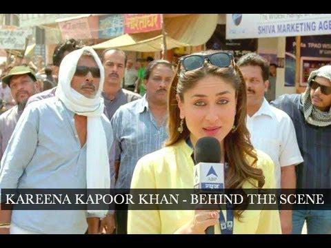 Satyagraha I Kareena Kapoor Khan I Behind the scene
