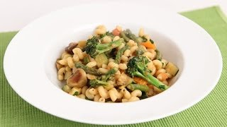 Spring Veggie Pasta Recipe - Laura Vitale - Laura in the Kitchen Episode 750