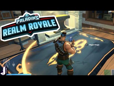 REALM ROYALE Explained & RIP Paladins Battlegrounds! - YouTube