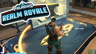 REALM ROYALE Explained & RIP Paladins Battlegrounds!