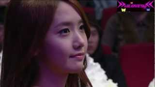 121231 SNSD (Yoona) KBS Drama Acting Awards 2012 Cut HD