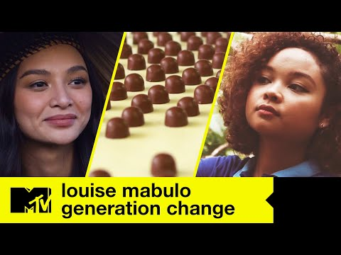Louise Mabulo's The Cacao Project For The Philippines   Hosted By Kylie Verzosa   Generation Change