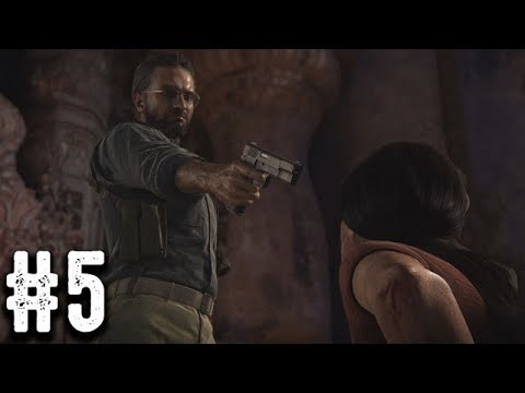เล็งแล้วต้องยิง - Uncharted: The Lost Legacy - Part 5