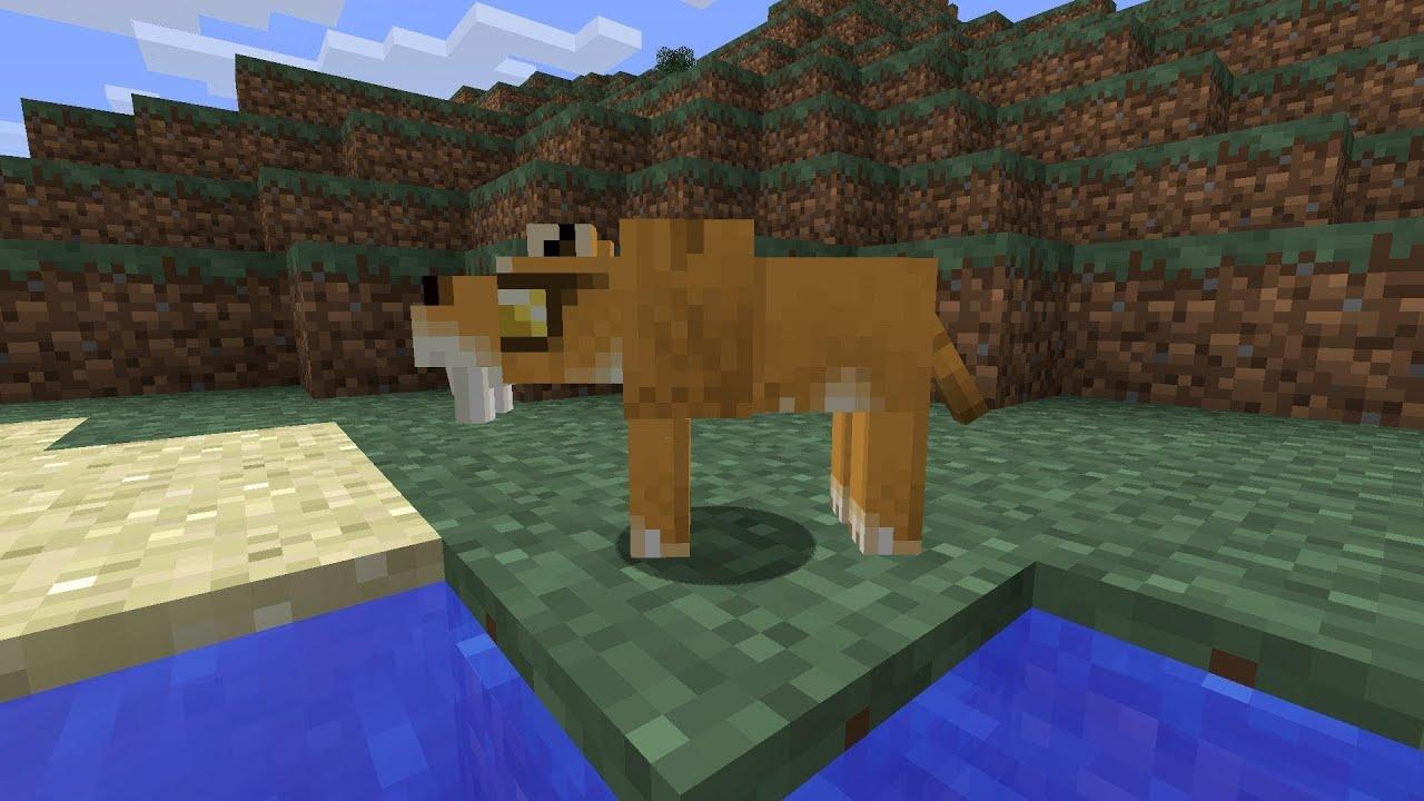 как загрузить minecraft динозавры