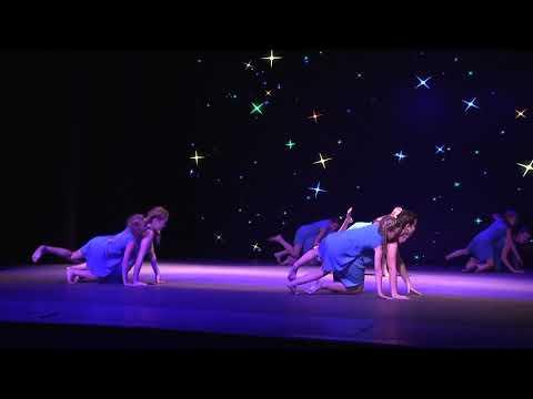 Современные танцы - Ежик и Медвежонок