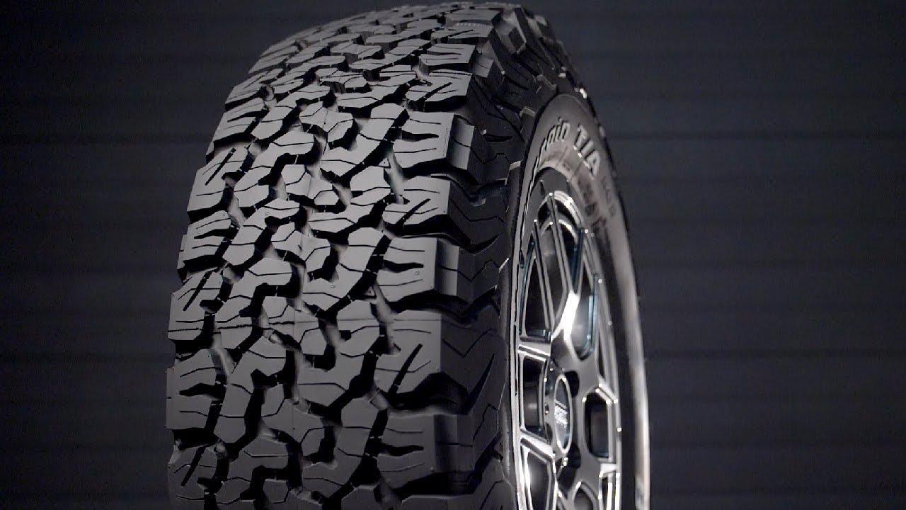 Testing the BFGoodrich All-Terrain T/A KO2 2019 | Tire Rack