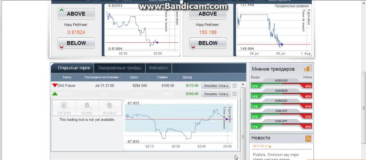 Торговля Бинарными Опционами Обучение | Уроки Торговли Бинарными Опционами