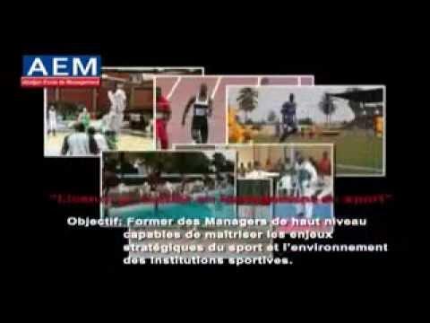 Préparez un Master en Management du Sport à l'A.E.M. Abidjan