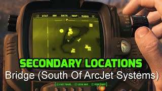 secondary locations 3 12 bridge south of arcjet systems