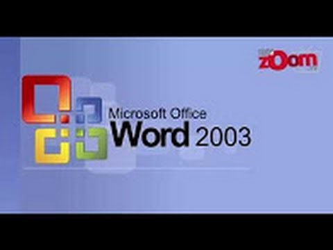 Microsoft Office 2003 Bangla Tutorial Pdf