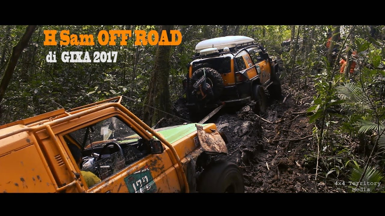 Mobil Offroad Xtrim Indonesia Youtube