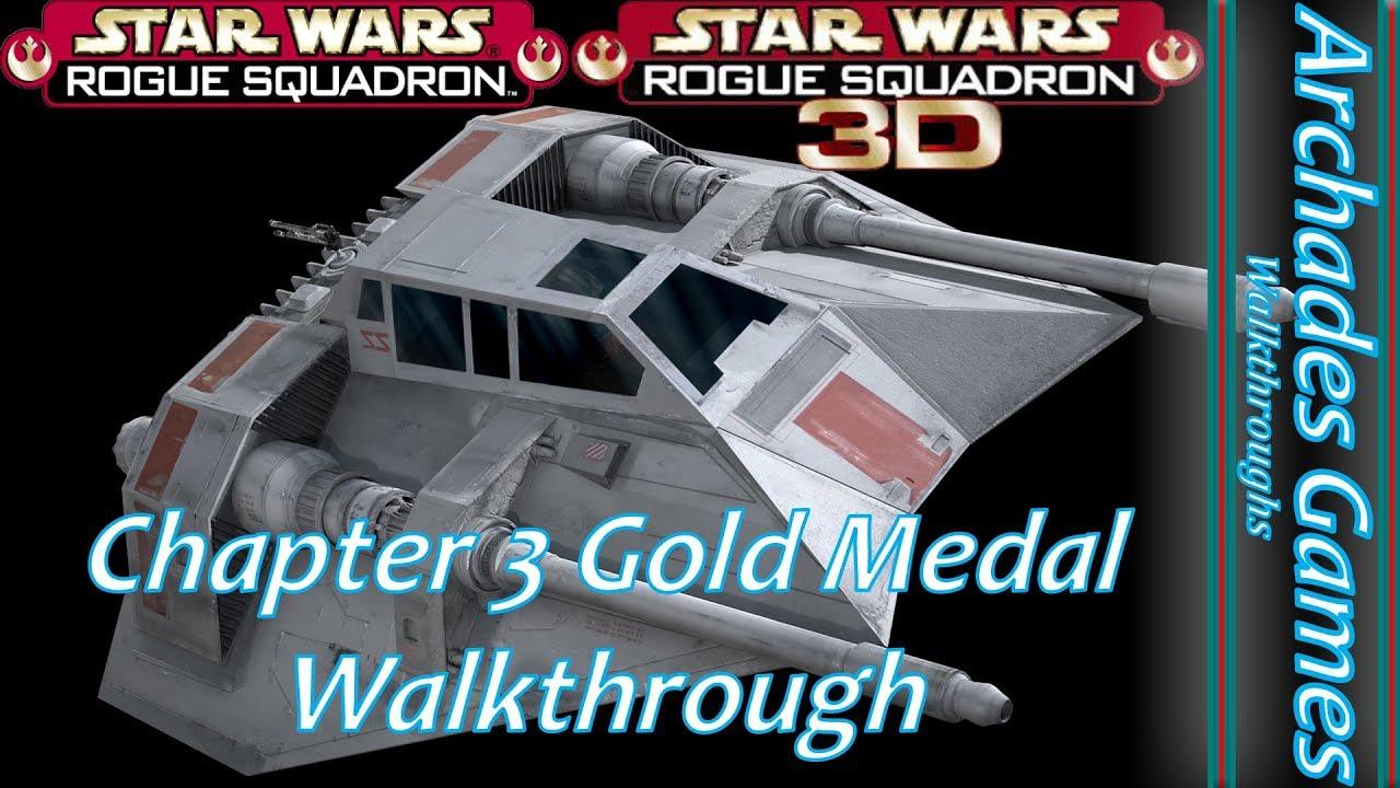 Retro Walkthrough: STAR WARS: ROGUE SQUADRON — GameTyrant