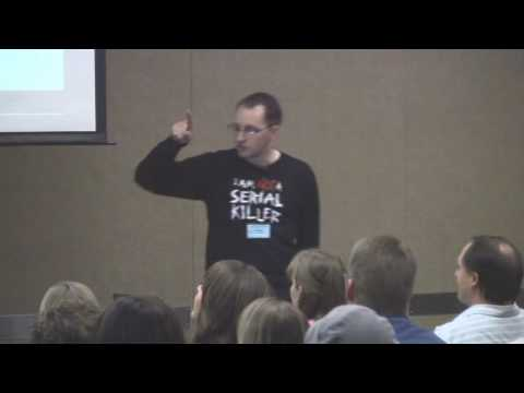 Dan Wells on Story Structure, part 1 of 5