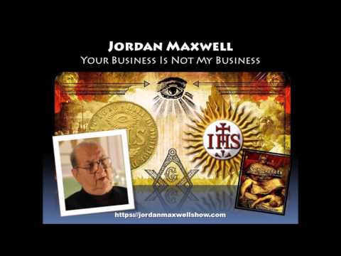 Sage of Quay Radio - Jordan Maxwell - Your Business Is Not My Business (Mar 2017)
