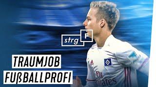 Bundesliga brutal - So hart ist der Weg nach oben | STRG_F