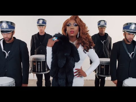 BeBe Zahara Benet - Little Drummer Boy - Official Music Video - Christmas Queens 4