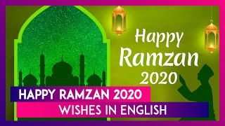 Ramzan Mubarak 2020 Greetings: Ramadan Kareem Images, Messages, Wishes To Send On First Day Of Month