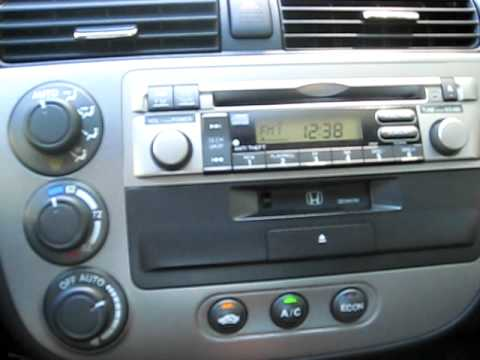 2005 Honda Civic Hybrid Manual New Car Trade 2600