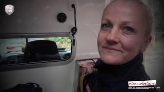 #TousVolontaires. Betty, infirmière et sapeur-pompier volontaire.
