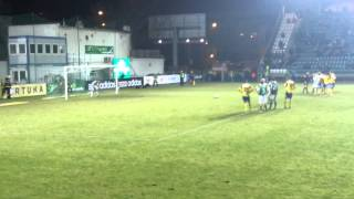 Bohemians 1905 2 x 1 FC Fastav Zlín