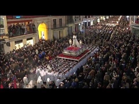 Cautivo de Málaga en la Tribuna Principal 2017