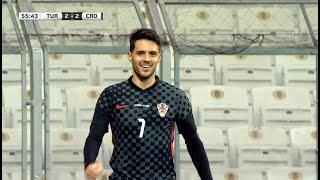 Turska - Hrvatska 3:3   Golovi sa Utakmice   SPORT KLUB FUDBAL