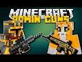 Minecraft DESTRUCTION MOD w/STAMPYLONGNOSE!! (Machine Guns, Grenades & More) Mod Showcase