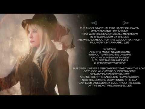 Annabel Lee  w s ~ STEVIE NICKS