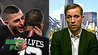 Julien Laurens joins Adrian Healey on ESPN FC to provide his initial reactions to PSG's loss vs. Manchester United in the 2019 Champions League knockout ...