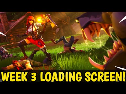 Location Hidden Battle Star Week 3 Loading Screen Fortnite S6