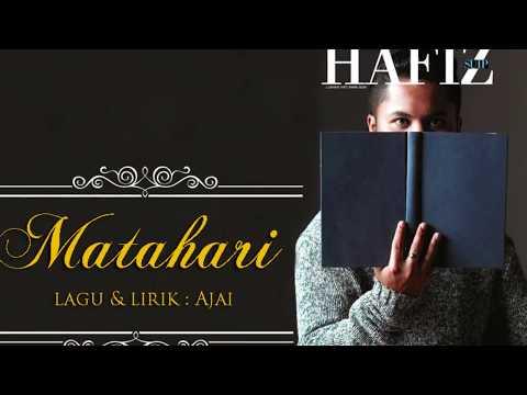 Hafiz - Matahari (Lirik + Album Version)