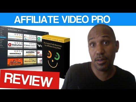 Affiliate Video Pro Review | WordPress Plugin Video Affiliate Pro. http://bit.ly/2MFWKKZ