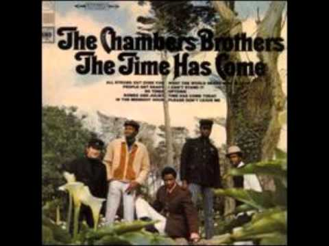 Chambers Brothers - Uptown