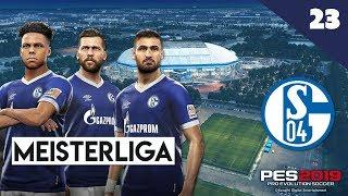 PES 2019 Meisterliga Schalke #23 ⚽ Wir empfangen LYON! ⚽ Pro Evolution Soccer 2019