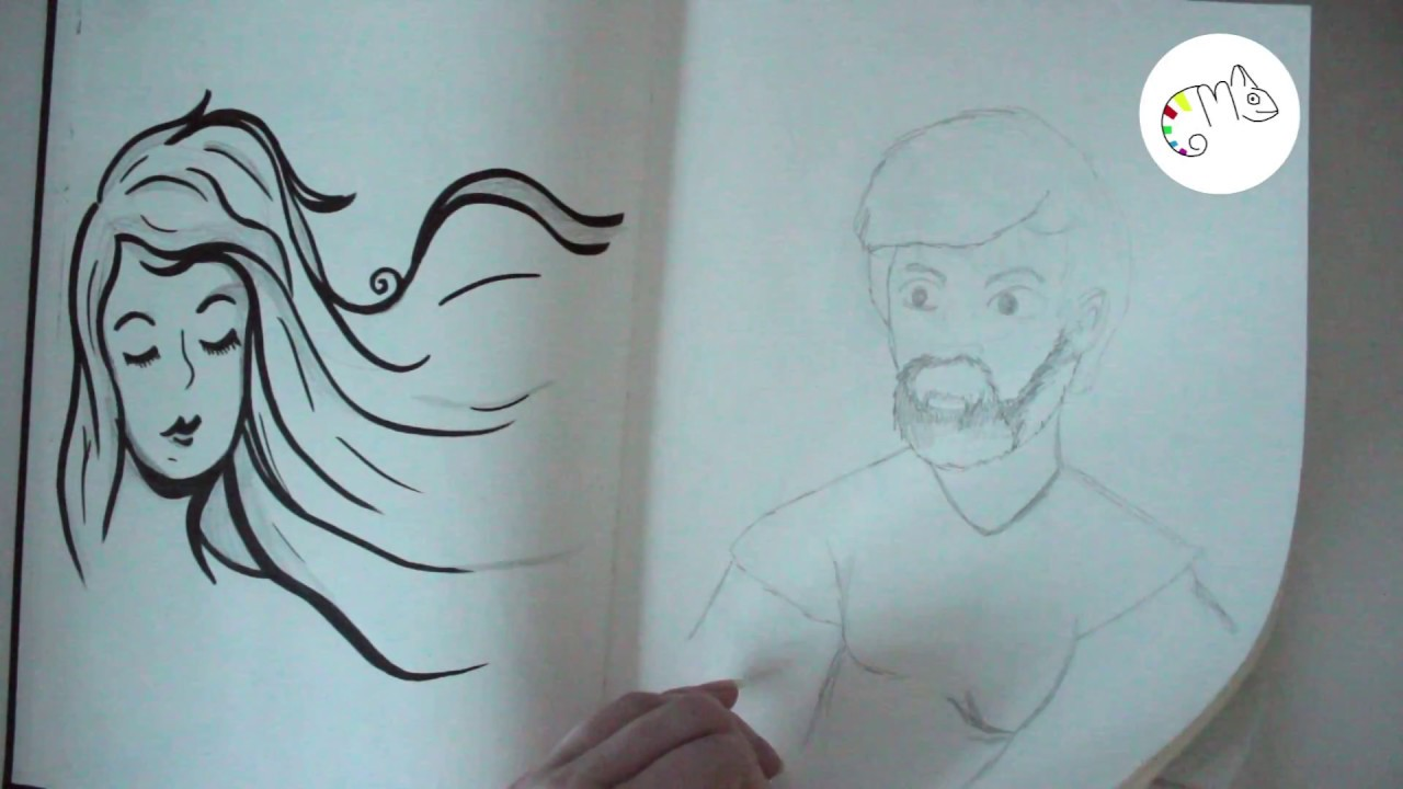 The Line Art Challenge Sketches For Days : April art challenge week three u nerdette at large