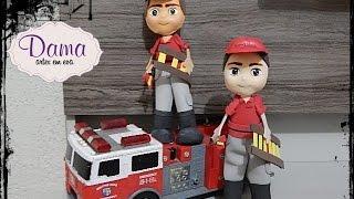 fofucho bombeiro