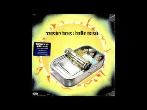 Beastie Boys - Piano Jam (Hello Nasty Remastered)