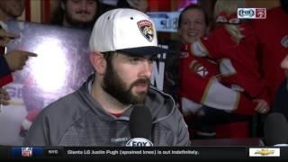 Keith Yandle -- Florida Panthers vs. Tampa Bay Lightning 11/07/2016