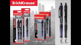 Ручки ErichKrause MEGAPOLIS concept(, 2016-03-01T11:02:55.000Z)