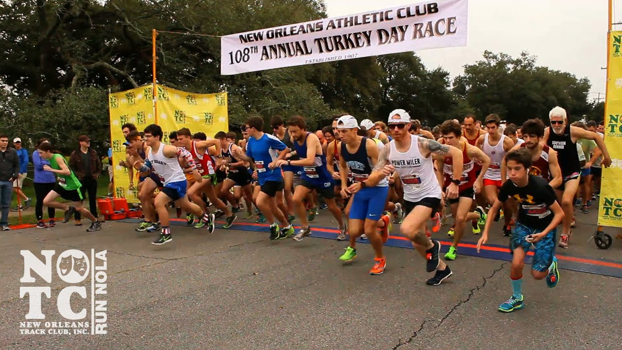NOAC Turkey Day Race Results