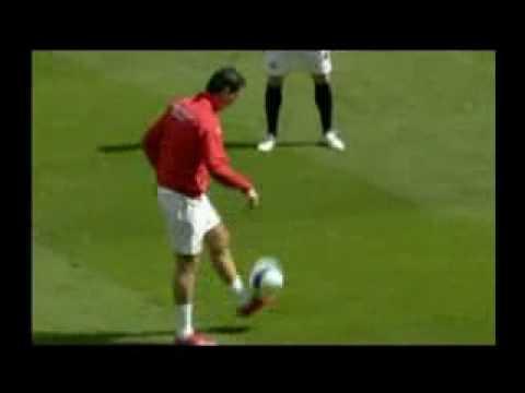 cristiano ronaldo the perfect player 2008  (cancion -que es la vida)