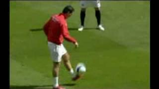 vuclip cristiano ronaldo the perfect player 2008  (cancion -que es la vida)