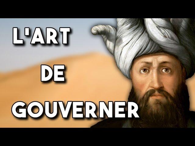 Les Miroirs des Princes ou l'Art de Bien Gouverner -  Islam vs Occident #5