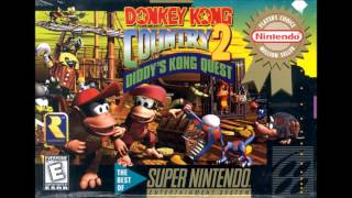 Donkey Kong Country 2 - Krook