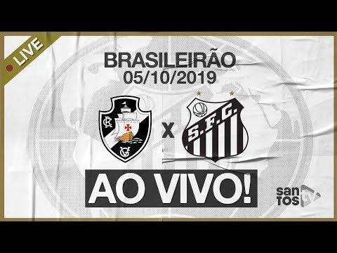 AO VIVO: VASCO 0 X 1 SANTOS | NARRAÇÃO | BRASILEIRÃO (05/10/19)