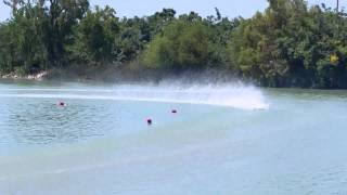 Unlimited multi engine rc boats