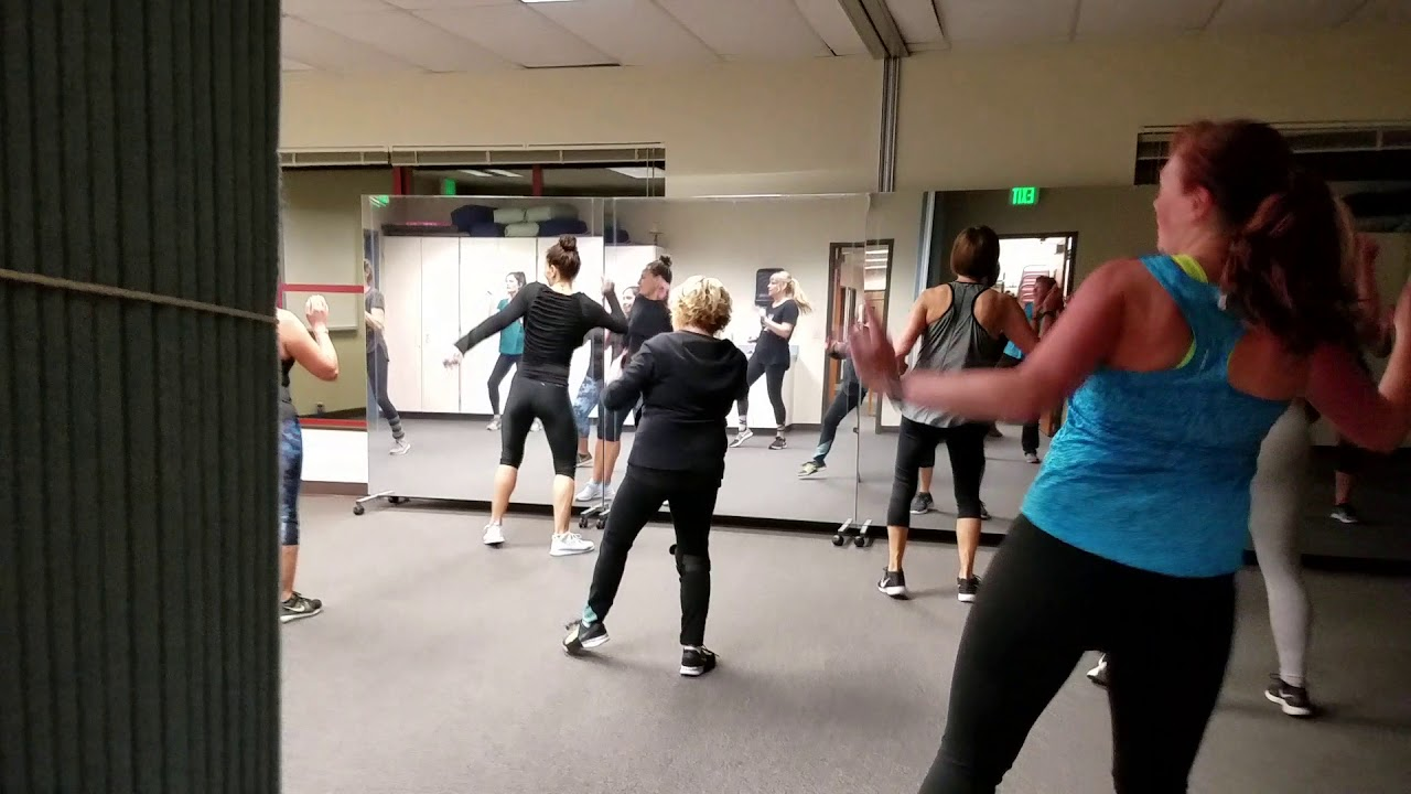 Ashley J Johnson Zumba