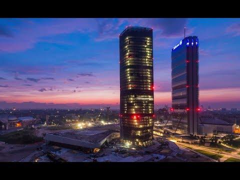 CityLife  Milano Timelapse - 2017