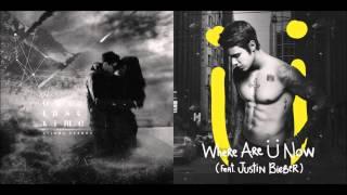 Ariana Grande Vs. Skrillex, Diplo, JB - Where Are ü One Last Time?
